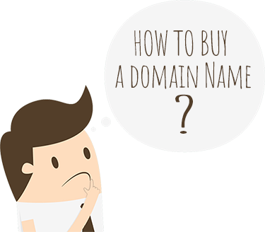 How to buy a domain name? Here your are at the right place!